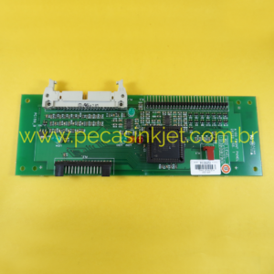 PLACA PCB DO PAINEL FRONTAL DOMINO