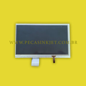 Display com Touch 1040